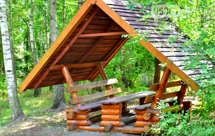Підприємство Лубенський лісгосп облаштувало місця відпочинку, фото-1