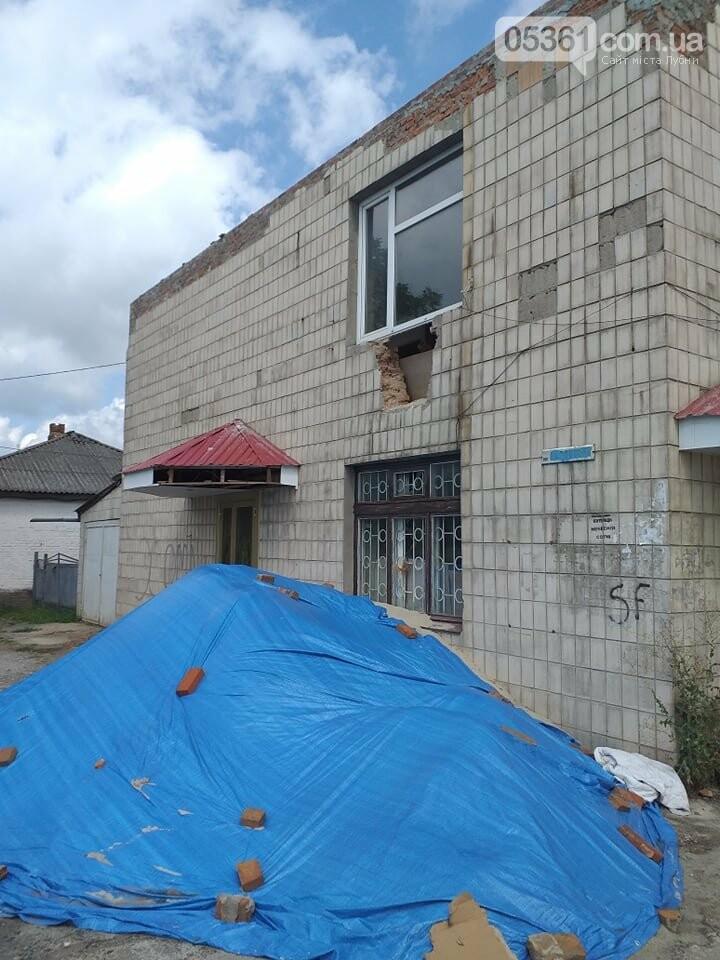 Знищення єдиної виробничої аптеки в Лубнах, фото-13
