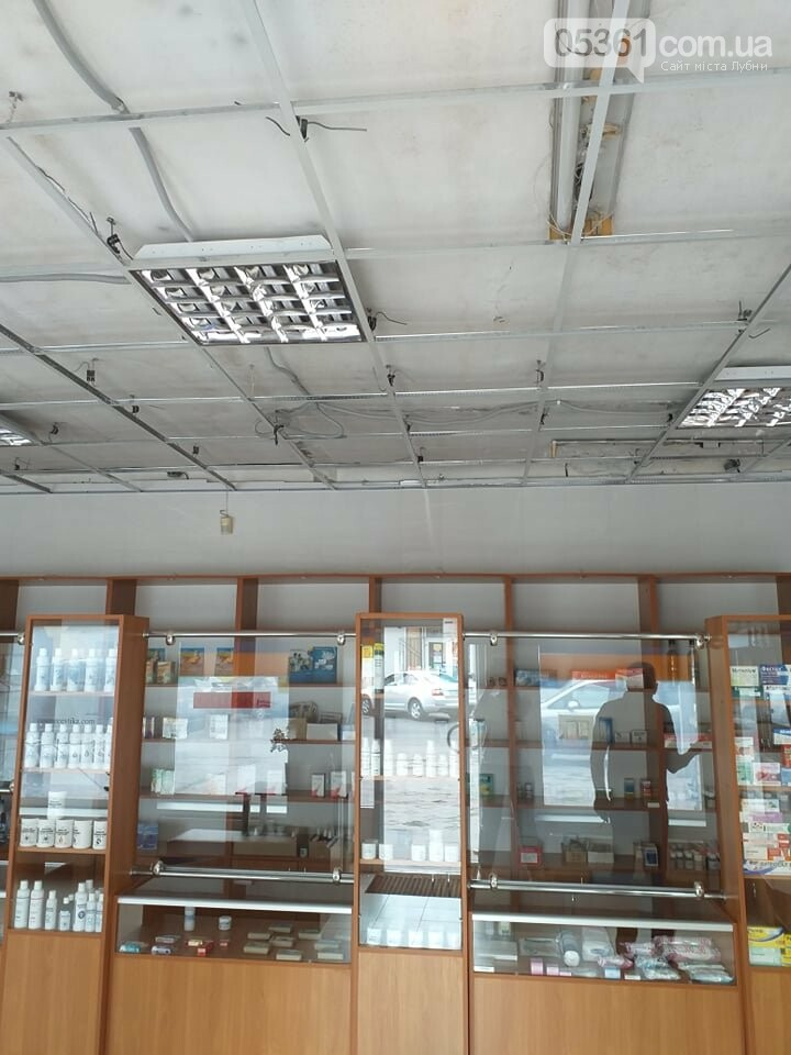 Знищення єдиної виробничої аптеки в Лубнах, фото-1