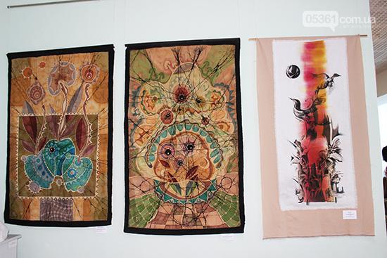 Всеукраїнська виставка декоративного мистецтва в Лубнах , фото-2
