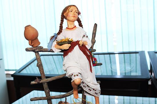 Всеукраїнська виставка декоративного мистецтва в Лубнах , фото-1