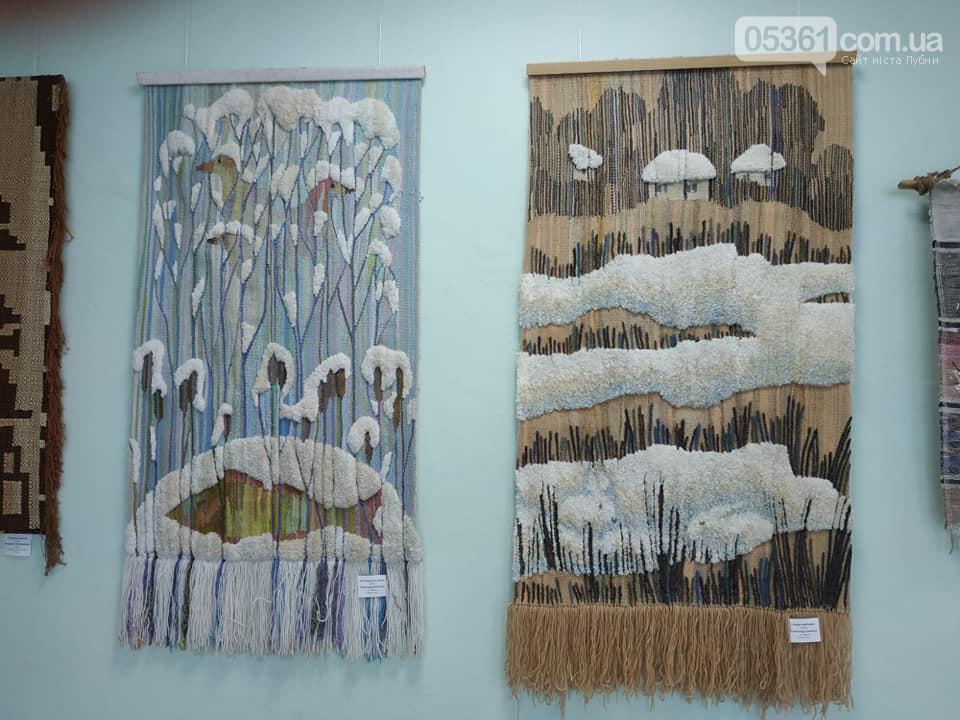 Всеукраїнська виставка декоративного мистецтва в Лубнах , фото-6