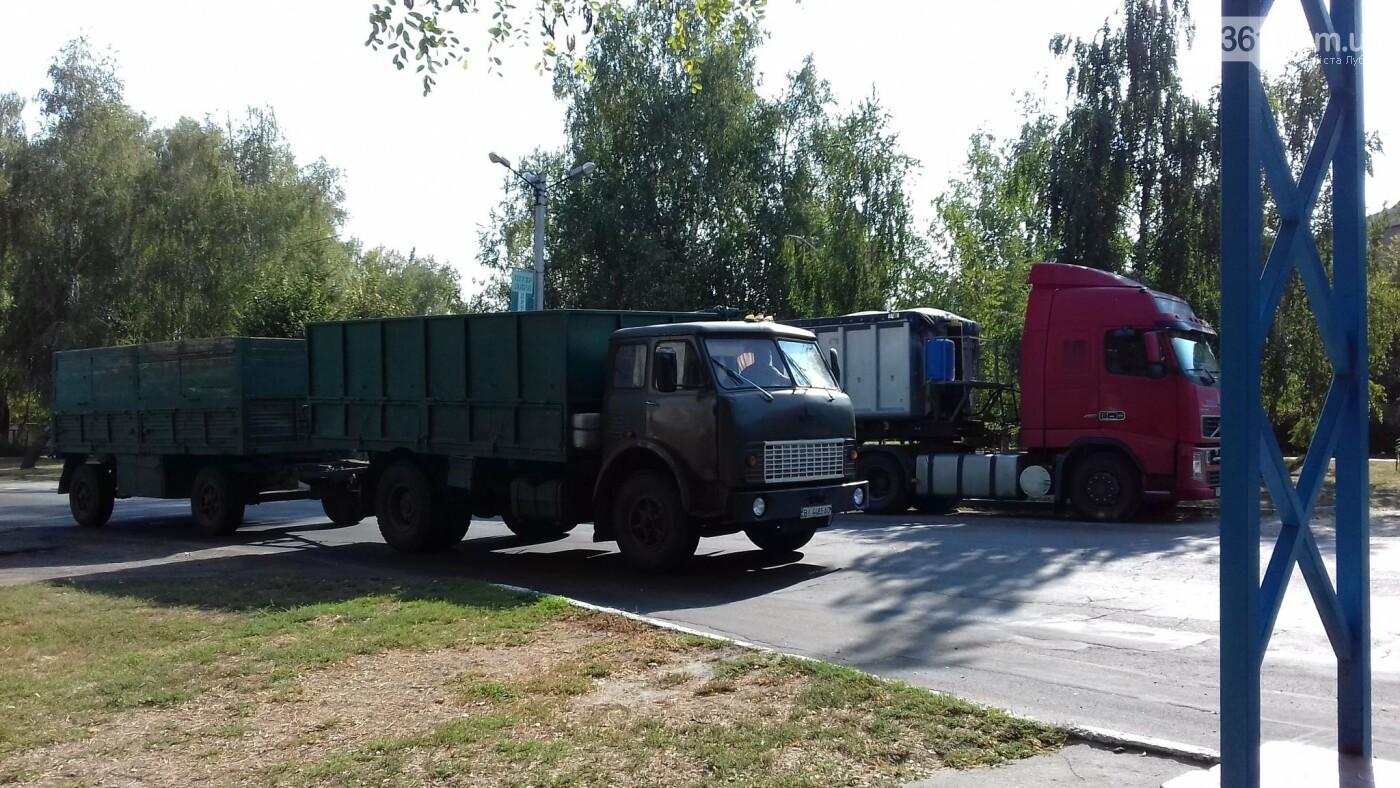 Хто обмежить рух великовагового транспорту в Лубнах, фото-1