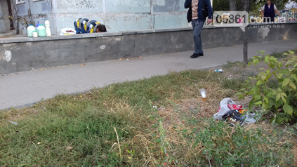 Що сталося у Військовому містечку, фото-1