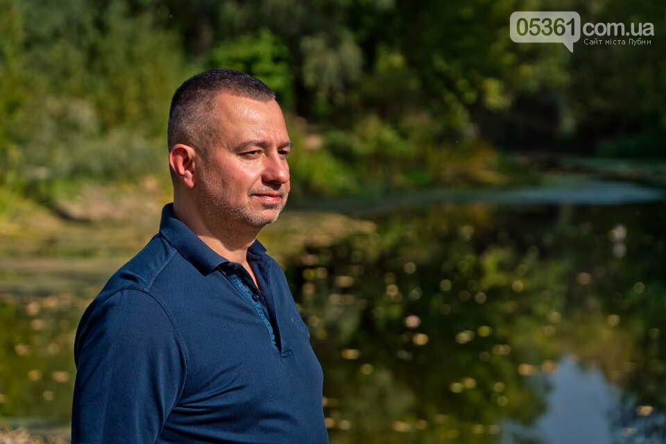 Олег Соболєв: Я йду на вибори, щоб стати головою Лубенської ОТГ й гідно продовжити справу свого батька, фото-1