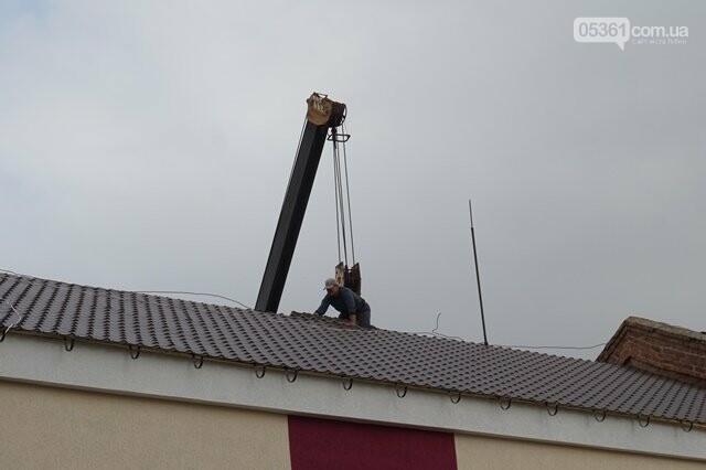 На Лубенщині завершують реконструкцію дитсадка , фото-2