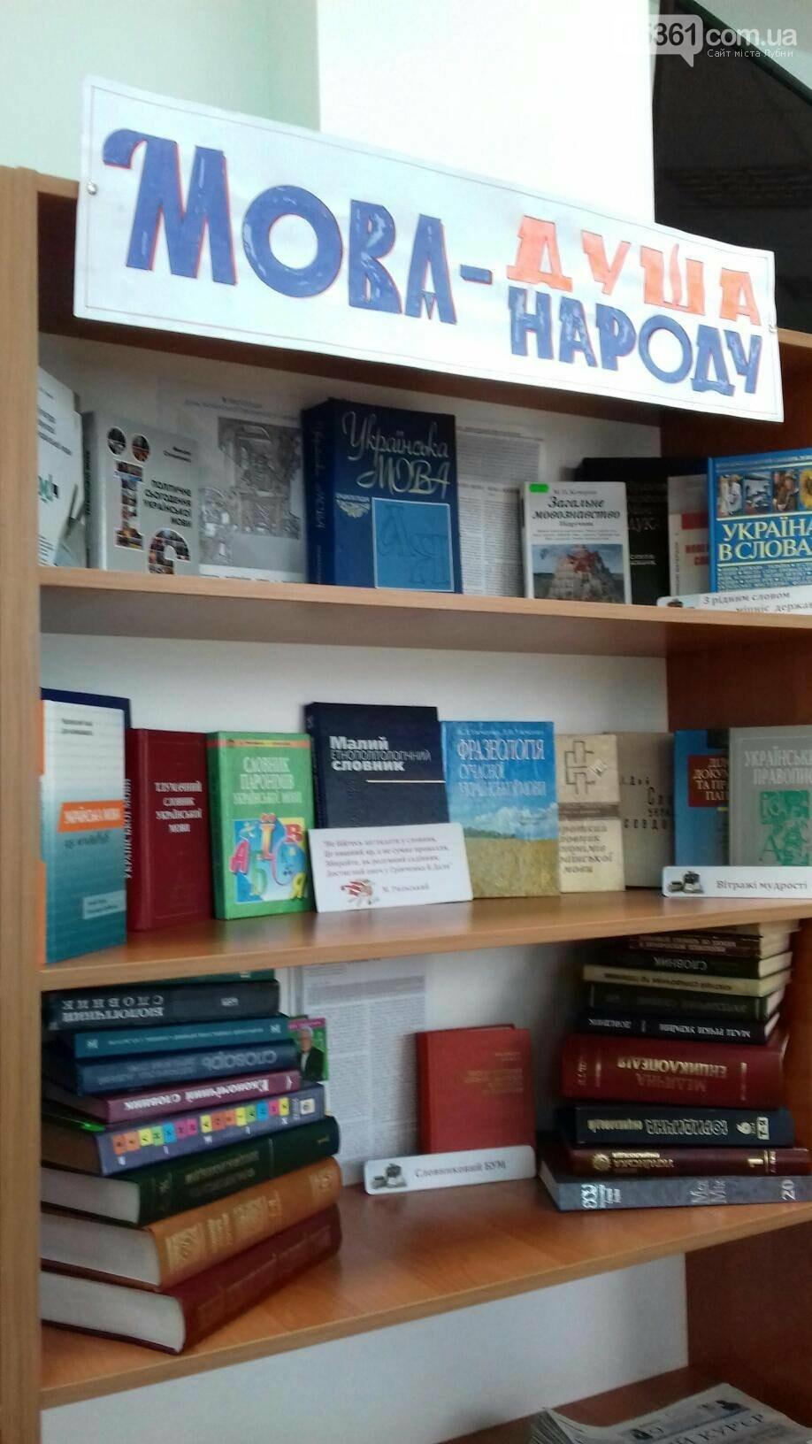 """""""Не бійтесь заглядати у словник"""" - закликає лубенська бібліотека , фото-3"""