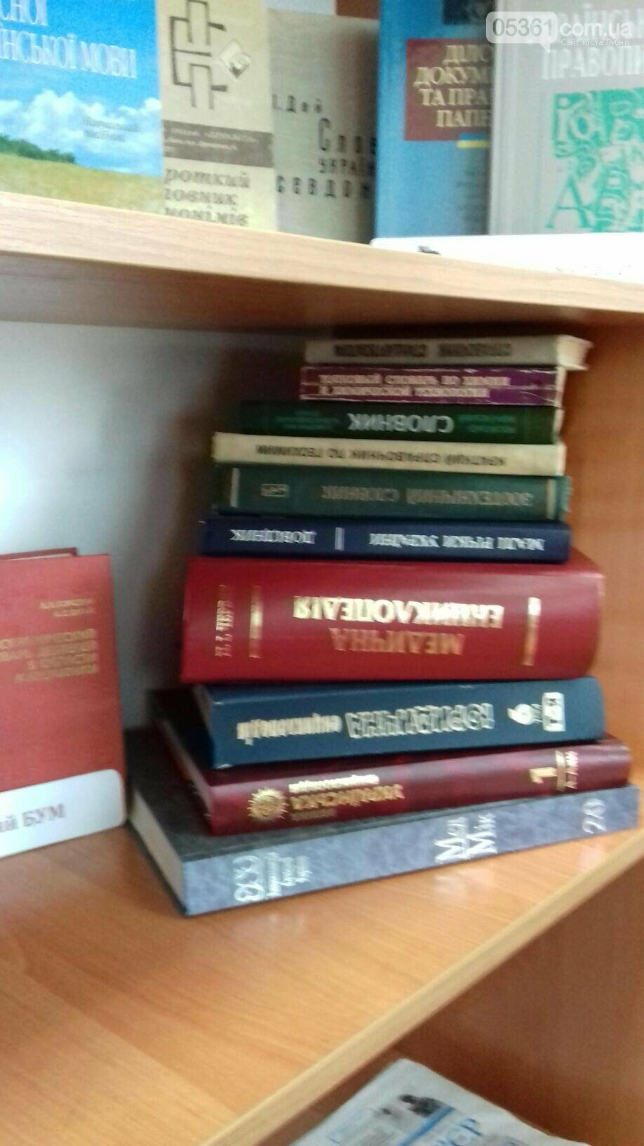"""""""Не бійтесь заглядати у словник"""" - закликає лубенська бібліотека , фото-2"""
