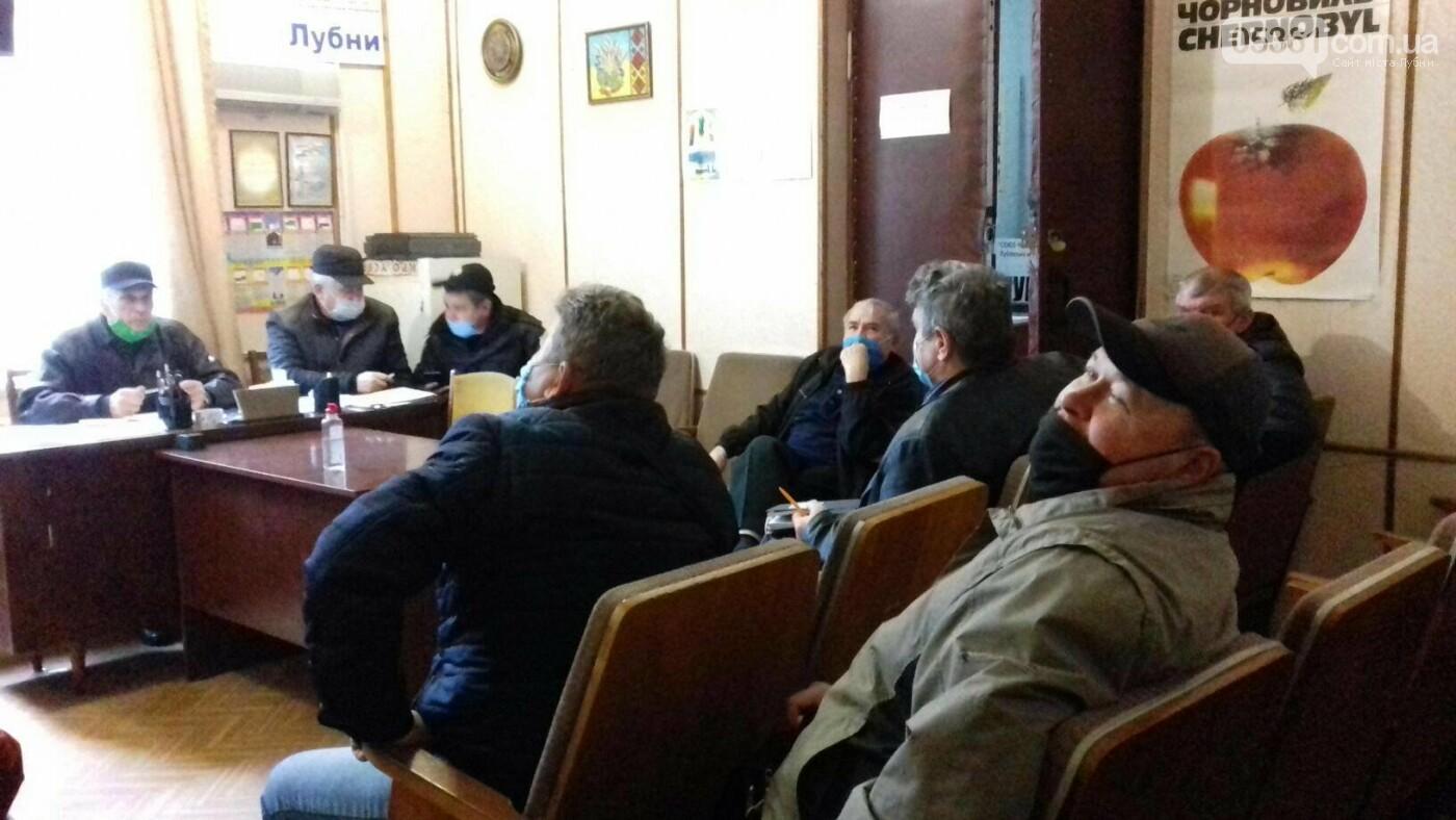 Лубенські громадські організації виступають проти завищених тарифів на газопостачання, фото-2