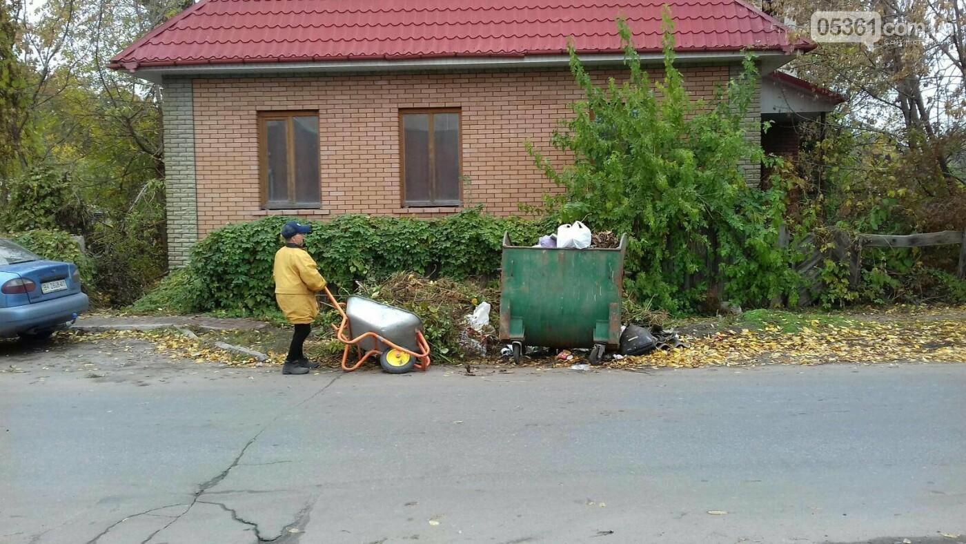 Листопад господарює в Лубнах, фото-2