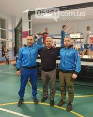 Спортсмени Лубен отримали новий боксерський ринг, фото-3