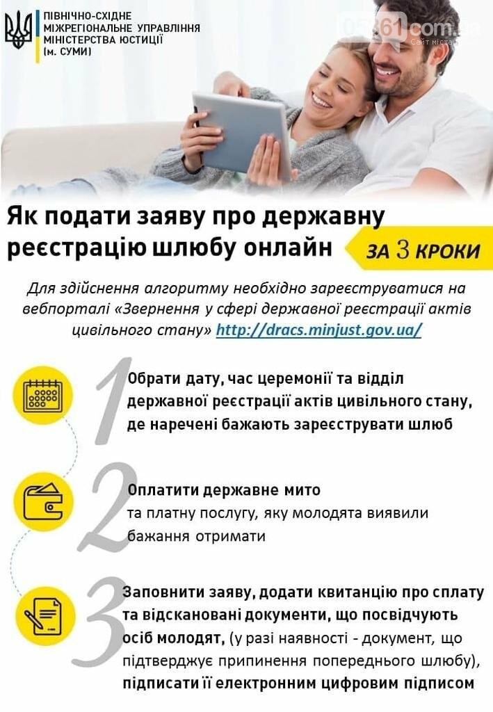 Як подати заяву про державну реєстрацію шлюбу онлайн? , фото-1